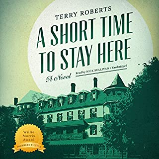 A Short Time to Stay Here audiobook cover art