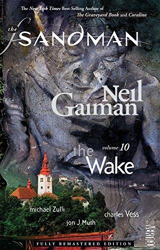 The Sandman 10: The Wake [Lingua Inglese]