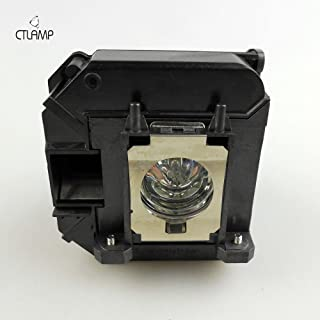 CTLAMP EP60 Replacement Projector Lamp General Lamp/Bulb with Housing For ELPLP60 EB-420 / EB-425W / EB-900 / EB-905 / EB-...