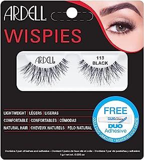 Ardell Fashion Lashes 113, origineel zwart, 1 paar