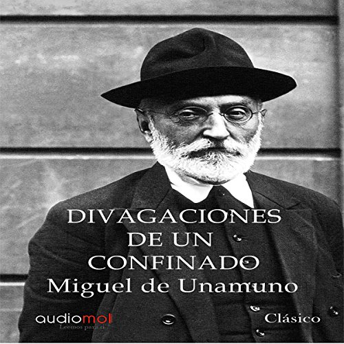 Divagaciones de un confinado [Ramblings of an Inmate] audiobook cover art