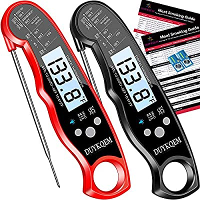 ANSKANI Digital Meat Thermometer