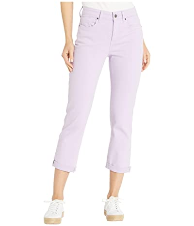 NYDJ Chloe Capri Jeans in Lilac Breeze (Lilac Breeze) Women