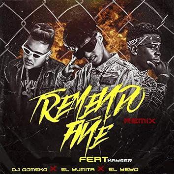 Tremendo Fiñe (Remix)