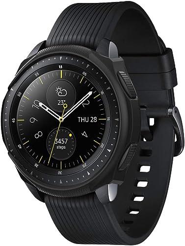 lowest Spigen Liquid discount Air Armor Designed for popular Samsung Galaxy Watch Case 42mm (2018) - Black online sale