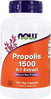 Now Foods Propolis 1500 mg 100 capsules