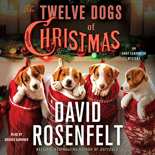 The Twelve Dogs of Christmas cover art