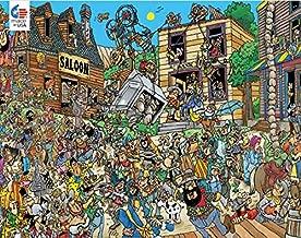 Jan Van Haasteren Comic Crowds Collection Ol' West Puzzle - 750Piece
