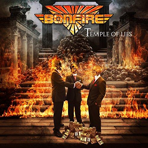 Bonfire: Temple of Lies (Lim.Digipak) (Audio CD (Digipack))