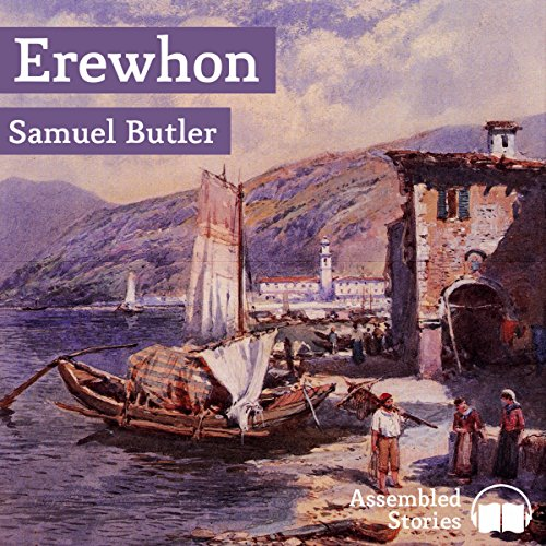 Erewhon audiobook cover art