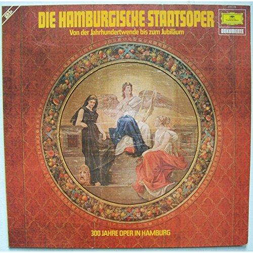 Die Hamburgische Staatsoper - 300 Jahre Oper in Hamburg / 2721 176
