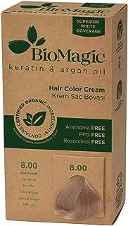 Biomagic Hair Color C K 8.00 Light Blonde