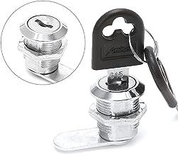 Kast deurslot 10-30mm Cam Lock Filing Cabinet Post Mailbox Lade Cupboard Locker 2 Key -C Slijtvast en niet gemakkelijk te ...