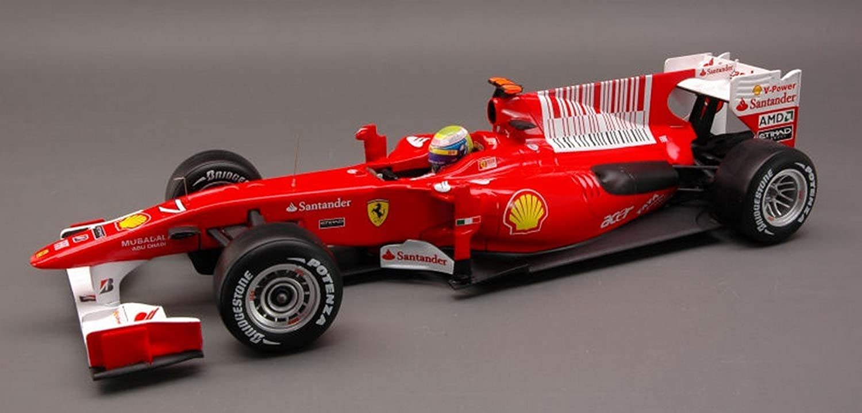 Para tu estilo de juego a los precios más baratos. Hot Wheels HWT6288 HWT6288 HWT6288 Ferrari Felipe Massa 2010 1 18 MODELLINO Die Cast Model Compatible con  al precio mas bajo
