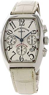 [フランクミュラー]トノウカーベックス 7880CCAT 腕時計 ステンレススチール/革 メンズ (中古)