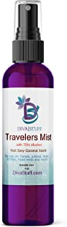 Diva Stuff Travelers Mist - Promotes Clear Skin & Protects from Acne-Causing Funk, Cleans Pillows, Hands, and Sheets - Aro...