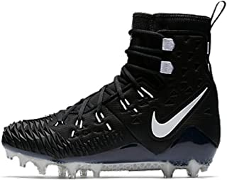 the latest 6f23c 2418a Nike Crampons Football Américain Force Savage Elite TD - Black - 45.5