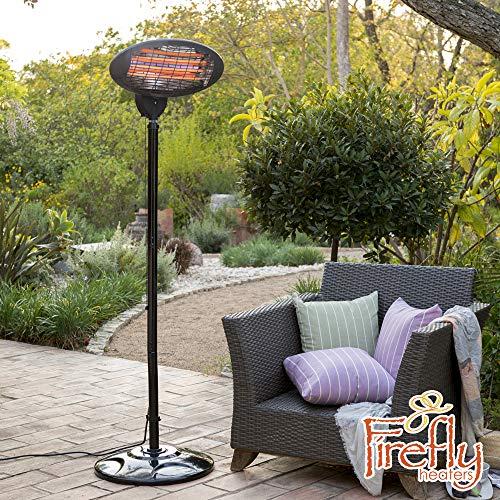 Primrose Firefly Estufa de Pie para Exterior - 3 Opciones de Calor...