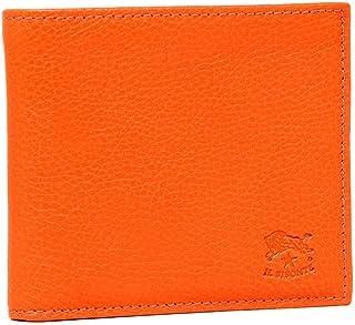 [イルビゾンテ] 折財布 IL BISONTE C0487 MP メンズ 二つ折り財布 無地 [並行輸入品]