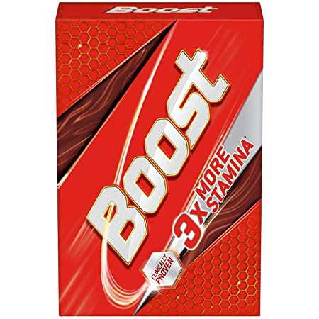 Boost Health, Energy & Sports Nutrition drink - 500 g Refill Pack