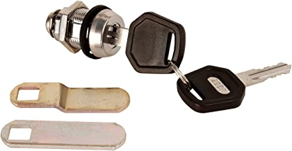 RV Designer L547, Keyed Compartment Lock, Weather Resistant, 7/8 inch, Compartment Lock