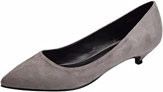 Jiu du Formal Shoes for Women Cute Slip On Pointed Toe...