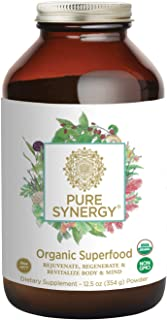 Best synergy green powder Reviews