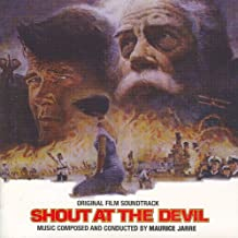 SHOUT AT THE DEVIL  / 冒険野郎