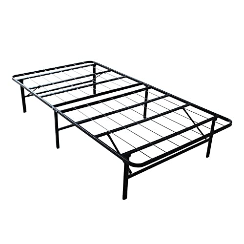 Platform Metal Bed Frame Full Xl Amazon Com