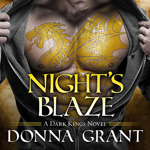 Night's Blaze cover art