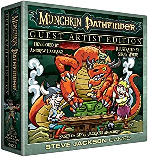 Best munchkin pathfinder deluxe Reviews