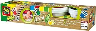 Ses - 24926 - Loisir Créatif - Peinture à doigts Eco - 4 pots