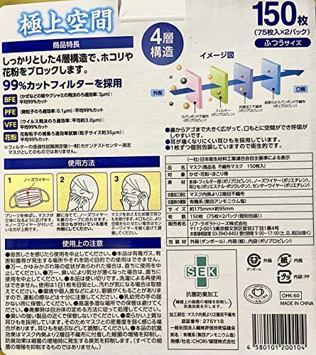 コストコ オンライン マスク 情報 3
