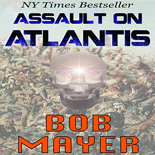 Assault on Atlantis cover art