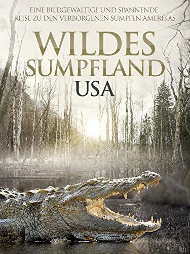 Wildes Sumpfland USA
