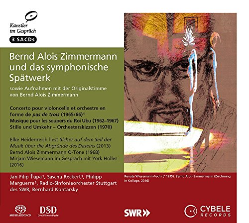Zimmermann: Late Symphonic Wor