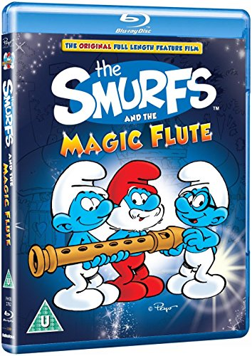 and the Magic Flute [Blu-ray]