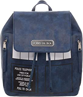 Doctor Who Police Public Call Box Mini Backpack