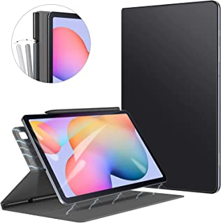 ZtotopCase for Samsung Galaxy Tab S6 Lite 10.4 inch 2020, Strong Magnetic Ultra Slim Minimalist Smart Case, Stand Cover wi...