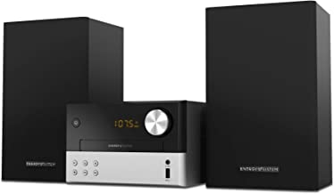 Energy Sistem Home Speaker 7 Microcadena con reproducción de CD, USB y Bluetooth (30 W, Radio FM. MP3, Jack 3,5mm)