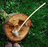 Hobbit Pipe LoTR Churchwarden Handmade in USA All Wood 14 inch