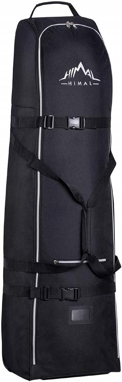 Himal 600D polyester soft-sided golf travel bag