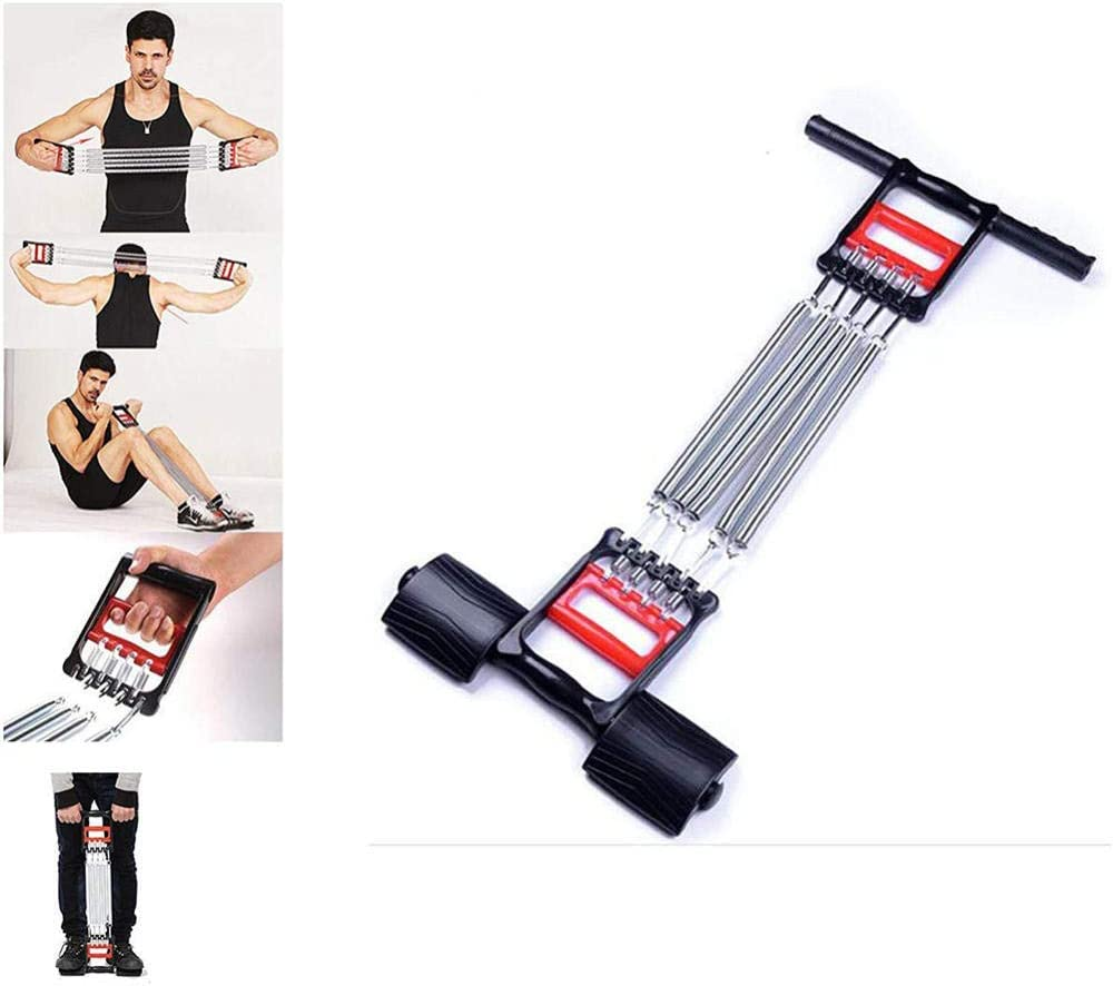 Max 75% OFF ZUQIEE Chest Expander Complete Free Shipping Exerciser for Fitness Men Equ - Home