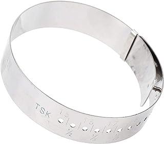 Eulbevoli Bracelet réglable en Acier Inoxydable pour Bracelet de Taille 15-23CM