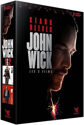 Coffret john wick 1 et 2