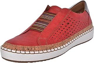 Scarpe da Ginnastica Donna Uomo Scarpe da Corsa Sport Classica Stringata Sneaker Palestra Running Sneaker Moda Donna Casua...