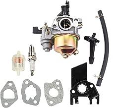 Kuupo 16100-ZH8-W61 GX160 GX200 Carburetor Kit for Honda GX 160 5.5 HP GX 200 6.5 HP Engine Baja Warrior Heat Mb165 Mb200 163cc 196cc 6.5HP Mini Bike Water Pump Generator