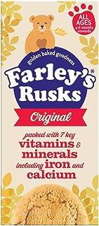 Farleys 9 Rusks Original 4+ Months, 150 g