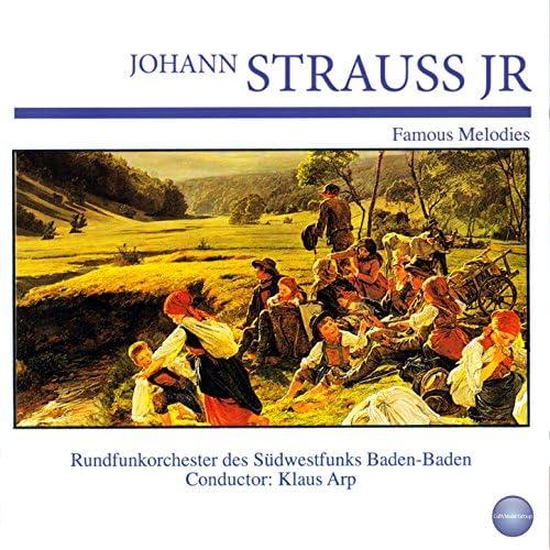Klaus Arp & Rundfunkorchester des Südwestfunks Baden-Baden