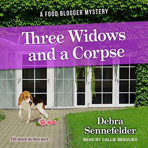 Three Widows and a Corpse cover art